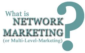 What is network marketing Pic.