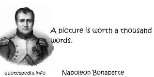 a picture is worth.