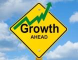 growth ahead.