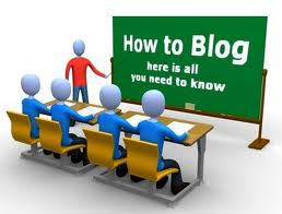 Blogging all you need to know