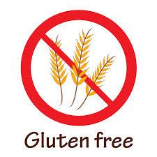 Glutin free.