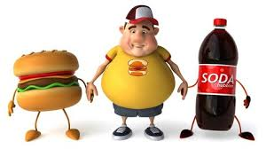 Soda, Hamburger, Pic.