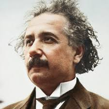 Young Albert.