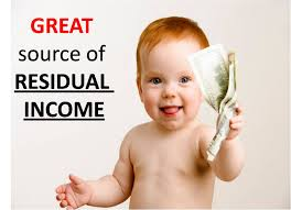 Great source income baby